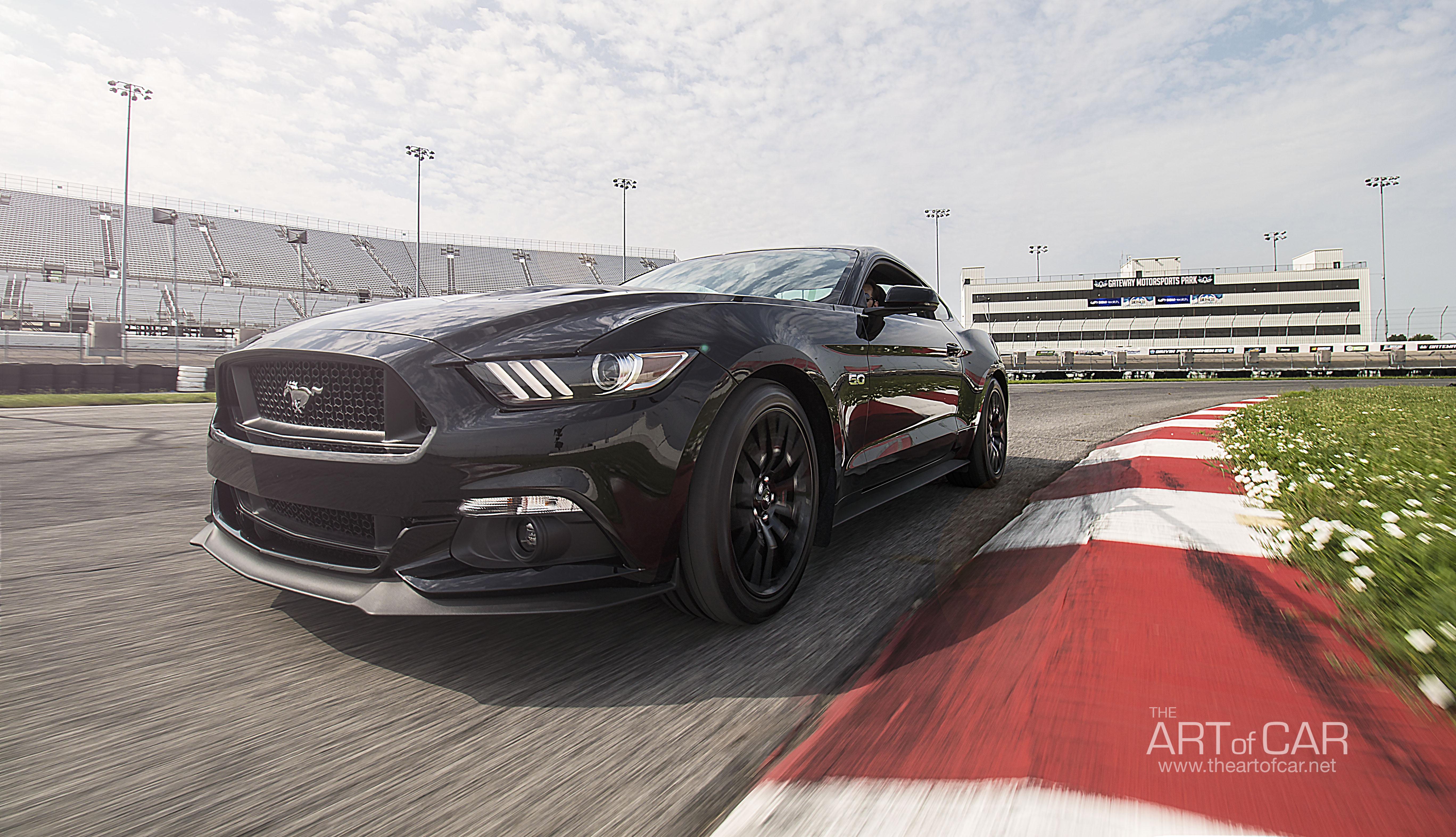 S550 Mustang
